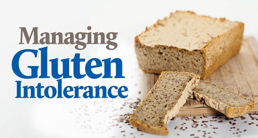 Managing Gluten Intolerance